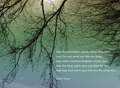 Time for rest, by Simon Taylor