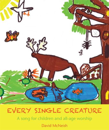 Every Single Creature - sheet music