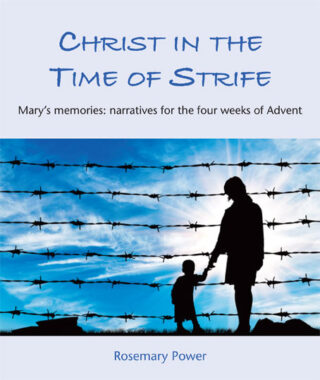 Christ in the time of strife - cover