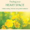 Finding your heart space - cover