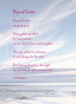 Beyond Easter e-card