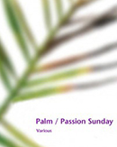 Palm/Passion Sunday download